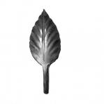 Лист кованый, маленький.