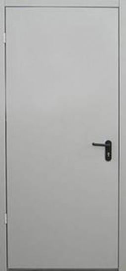 Однопольная дверь ДП-1-60