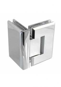 Петля стекло-стекло 90° (304)