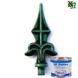 Патина зелень