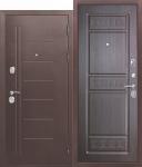 Входная дверь Троя Антик Венге - 10 см