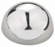 Заглушка сварная полукруглая  d-50,8 мм.