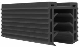 Резиновый уплотнитель 12мм. (за 1 м.п. минимум 15 м.)