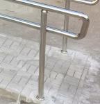 Перила для инвалидов.  Сталь 304