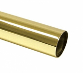 Труба (Трек) (319-3 Gold) 19×3000 мм, под Золото