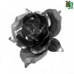 Роза штамп