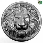 Лев большой, штампованный