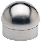 Заглушка сферическая со вставками d-25 мм.