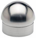 Заглушка сферическая со вставками d-50 мм.