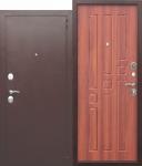 Входная дверь Garda Рустикальный дуб - 8мм