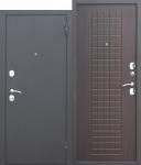 Входная дверь Garda МУАР Венге - 8мм