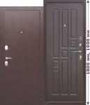 Входная дверь нестандартная Garda mini