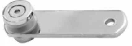 Держатель для стекла плоский полированный